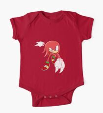 Sonic 25th: Knuckles the Echidna One Piece - Short Sleeve
