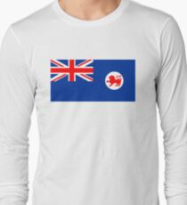 Flag of Tasmania Long Sleeve T-Shirt