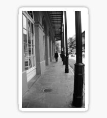 New Orleans Street Photography 1 Sticker