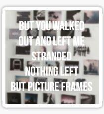 Picture Frames Sticker