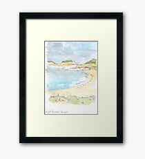 Rosguil Peninsula, Donegal, Ireland Framed Print