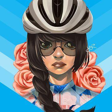 Artist portrait by jillycube