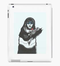 Steampunk Nun iPad Case/Skin