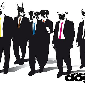 Reservoir Dogs by luvthecubs