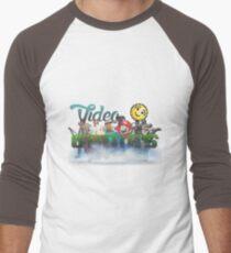 Video Games ! Men's Baseball ¾ T-Shirt