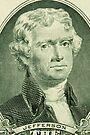 Thomas Jefferson by WorldDesign