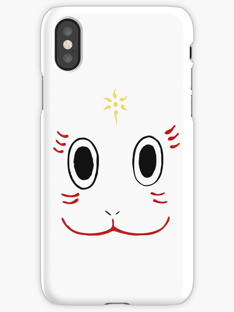 iphone 4 s cases quot hotarubi no mori e mask quot iphone cases amp skins by 8607