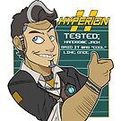 Hyperion Tested by itsaaudra