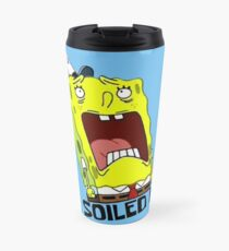 Soiled It! - Spongebob Travel Mug