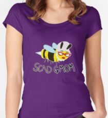 Bee a Grandma Fitted Scoop T-Shirt