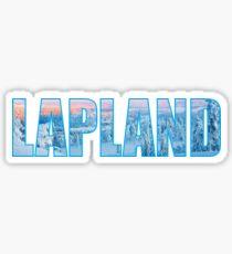 Lapland Sticker