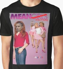 Mean Elections (Mean Girls Parody) Graphic T-Shirt