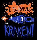 I Survived the Kraken! by Mel Albino