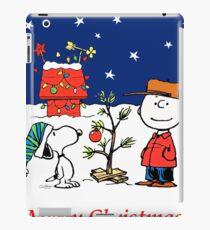 Charlie Christmas Tree iPad Case/Skin
