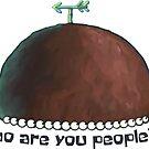 Wer seit ihr Leute?! - SpongeBob von LagginPotato64