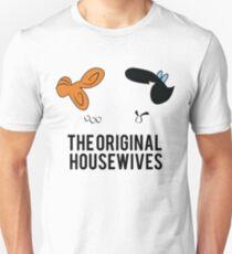 Las amas de casa originales - Wilma y Betty Camiseta ajustada