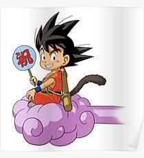 Kid Goku RC Poster