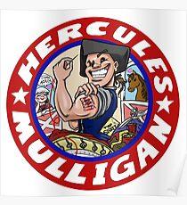 Hercules Mulligan! Poster
