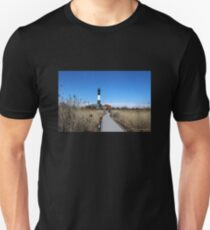 Fire Island Lighthouse Unisex T-Shirt