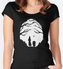 OTGW Women's Fitted Scoop T-Shirt