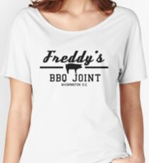 Freddy's BBQ Women's Relaxed Fit T-Shirt
