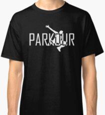 Parkour Logo Classic T-Shirt