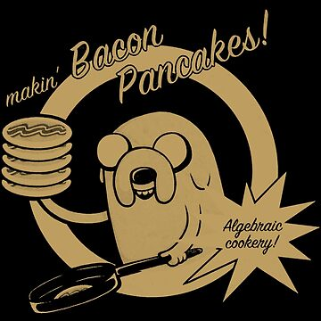 makin bacon pancakes by Awad212