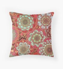 Baroque Obsession Throw Pillow