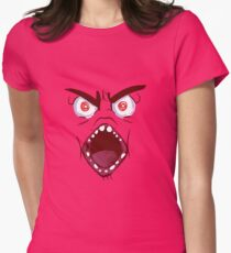 frickin' pissed Women's Fitted T-Shirt