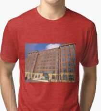 London Deco Offices: King's College London Tri-blend T-Shirt