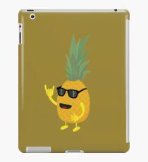 Heavy Metal Pineapple iPad Case/Skin