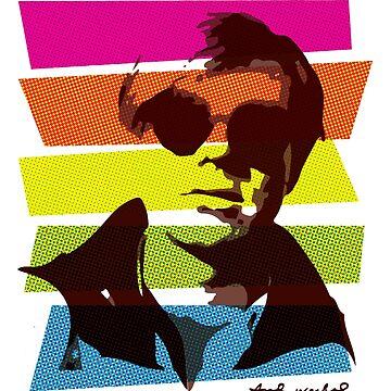 Andy Warhol by karlos