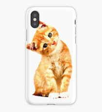Kitty Galore iPhone Case/Skin