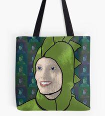 Dinosaur Britta Tote Bag