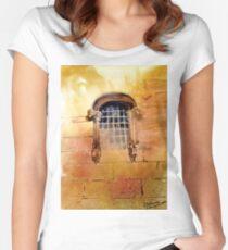 akwarelka 72 Women's Fitted Scoop T-Shirt