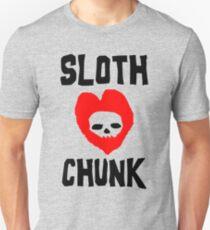 Sloth Love Chunk Unisex T-Shirt