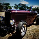 Ford Hotrod by Marilyn Harris