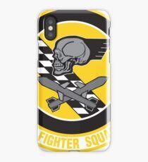 190th Fighter Squadron emblem iPhone Case/Skin