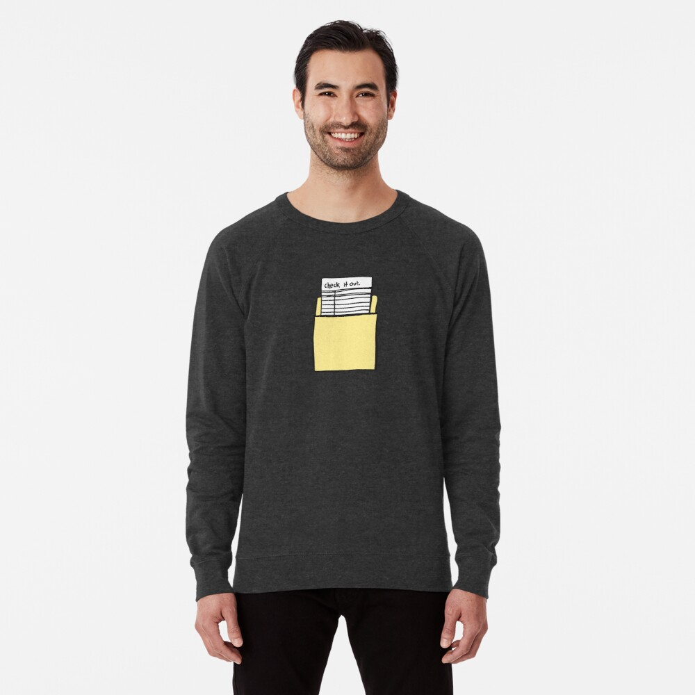 Hör zu Leichter Pullover