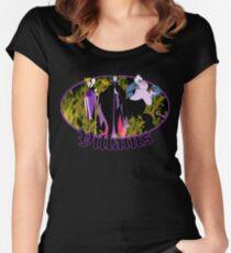 Villains Women's Fitted Scoop T-Shirt
