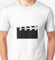 Clapper board Unisex T-Shirt