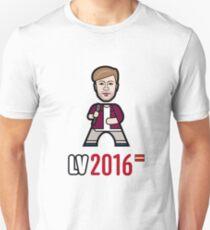 Latvia 2016 T-Shirt