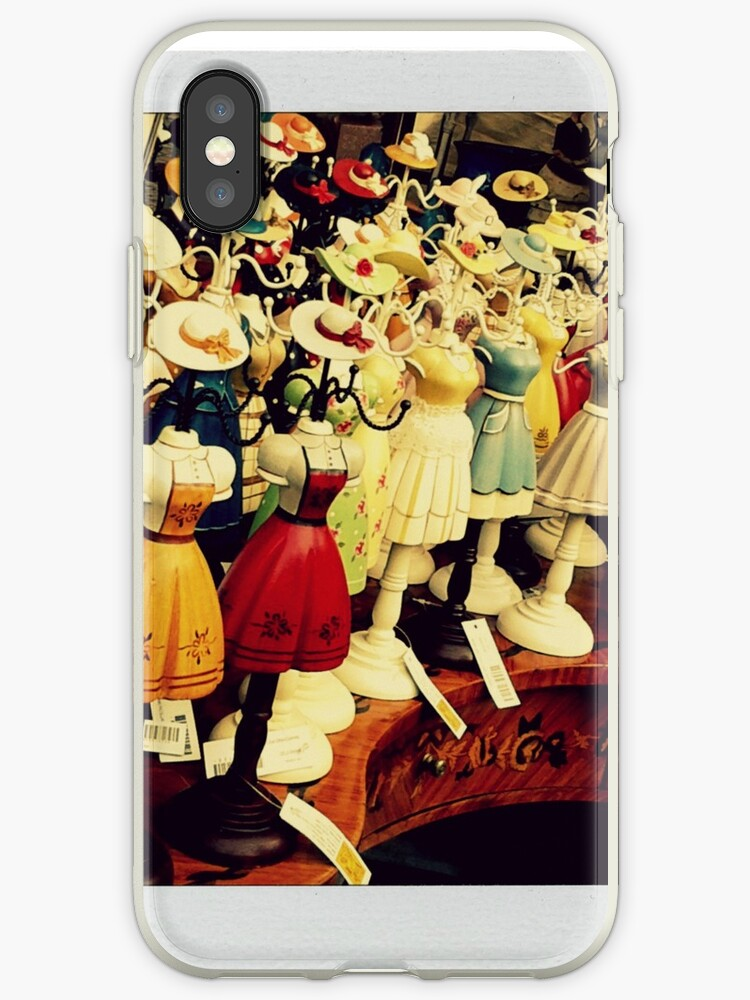 new product 22efd 6866a 'polaroid vintage jewelry holders' iPhone Case by nikolech