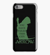 Arrow Hero 2 iPhone Case/Skin