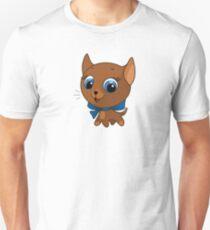 Cute cat vector illustration Unisex T-Shirt