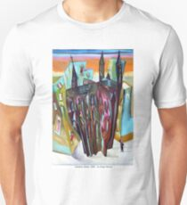 Catedral calada by Diego Manuel T-Shirt