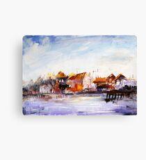 waterscape 2 Canvas Print