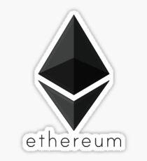 Pegatina Ethereum