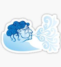 Aeolus Sticker