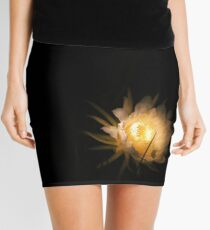 Queen of the blooms Mini Skirt